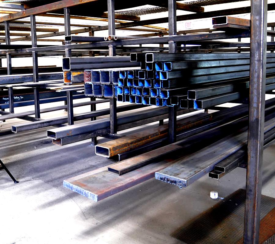 oilfield high pressure iron fabrication