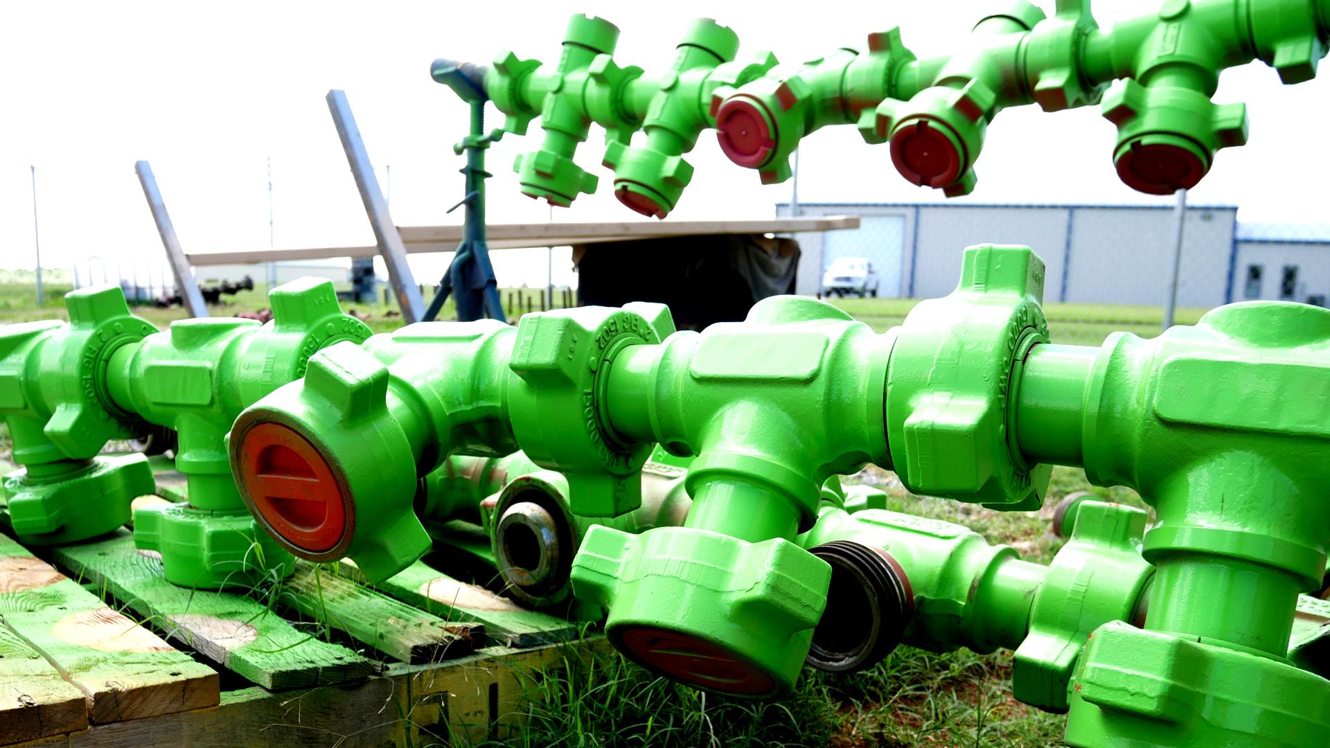 oilfield high pressure iron recertification & repairs