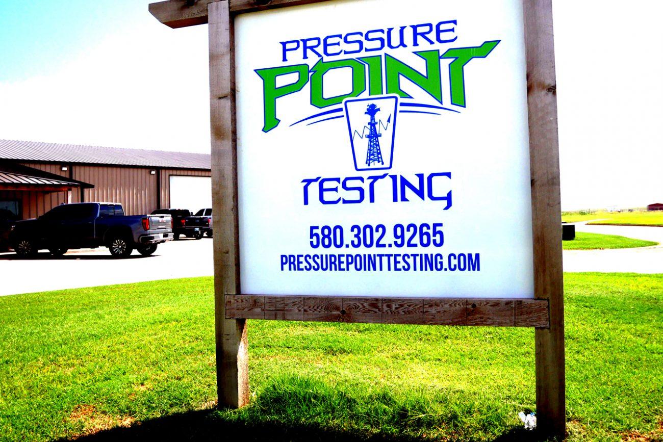 pressure point testing oilfield iron recertification & repairs